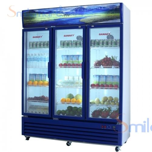 Tủ mát Sanaky thương hiệu được nhiều người tiêu dùng Việt tin dùng và lựa chọn