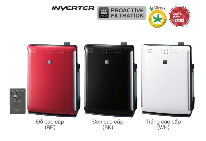 EP-A7000 dòng máy lọc không khí cao cấp của Hitachi