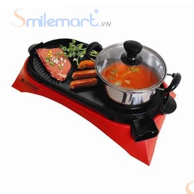 Bếp lẩu nướng Goldsun cho món ăn ngon đúng chất