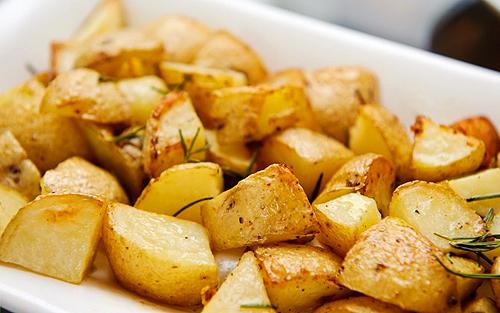 Món khoai tây nướng là thực đơn tuyệt vời cho người muốn giảm cân