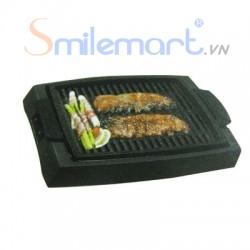 Vỉ nướng điện KitchenFlower KEP-CM101 nhập khẩu không khói