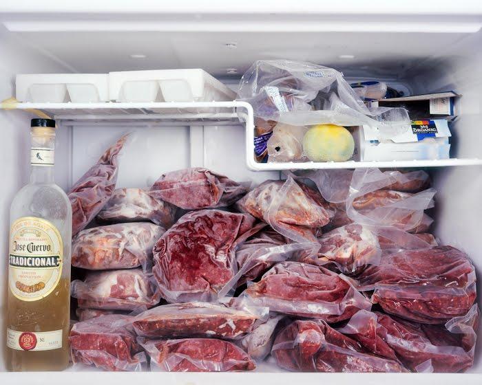 Bạn hoàn toàn yên tâm khi để thực phẩm trong tủ đông chất lượng tốt