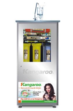 Nhiều hộ gia đình trang bị máy lọc nước Kangroo để loại trừ mối lo asen