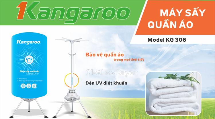 Máy hút bụi Kangroo tuyệt đối an toàn cho sức khỏe người dùng