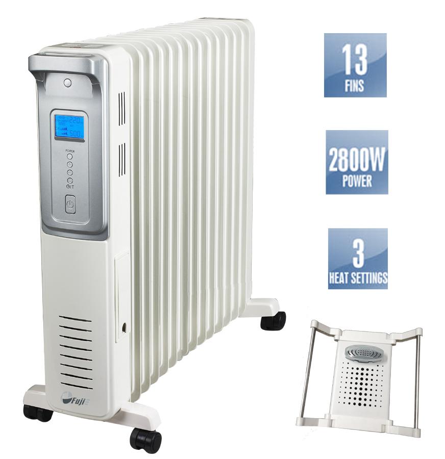 Máy sưởi dầu không đốt cháy oxy, giữ cân bằng độ ẩm trong phòng