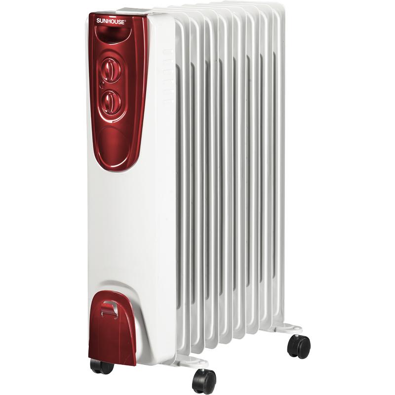 Máy có bộ phận điều chỉnh và cân đối nhiệt, đảm bảo độ nóng vừa phải