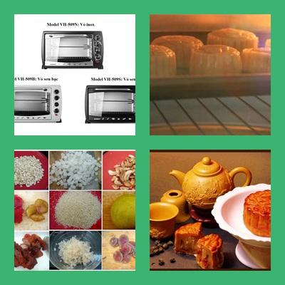 Lò nướng bánh Sanaky dung tích 50 lít sẽ là sự lựa chọn hoàn hảo cho gia đình bạn
