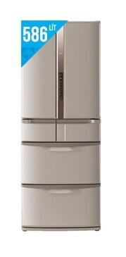 Tủ lạnh Hitachi dòng cao cấp mang đến sự sang trọng cho ngôi nhà bạn