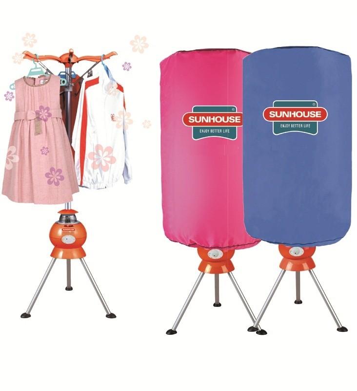Máy sấy quần áo Sunhouse sản xuất theo tiêu chuẩn Hàn Quốc chính hãng