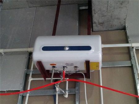 Bình nóng lạnh nên đặt gần nơi sử dụng để tránh thất thoát nhiệt qua đường ống dẫn