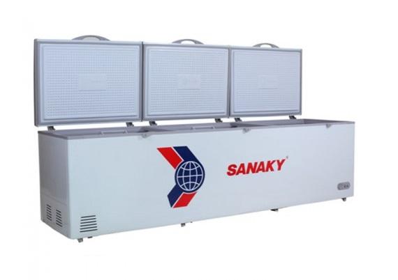 Tủ đông Sanaky VH-1399HY ba khoang ngăn lớn