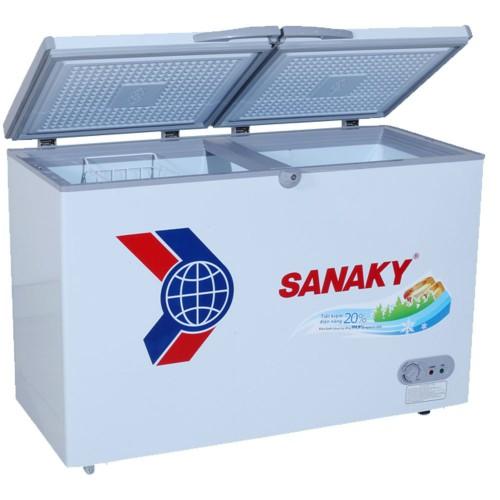 Tủ đông Sanaky được rất nhiều khách hàng ưa chuộng bởi chất lượng, mẫu mã và giá cả phù hợp