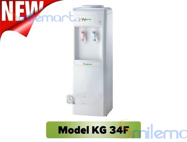 Máy lọc nước Kangaroo KG 34F có giá tham khảo 2.800.000 đồng
