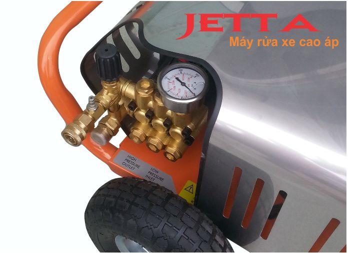 Máy rửa xe 3KW hiệu JETTA