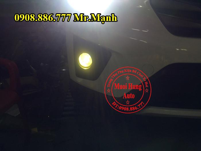 Độ Đèn Bi Xenon Cản Xe Creta ix25 02