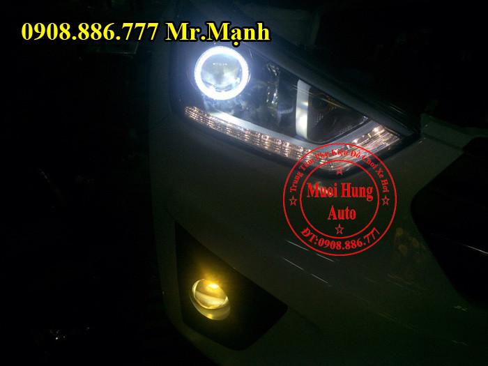 Độ Đèn Pha Led Xe Hyundai Creta ix25 02