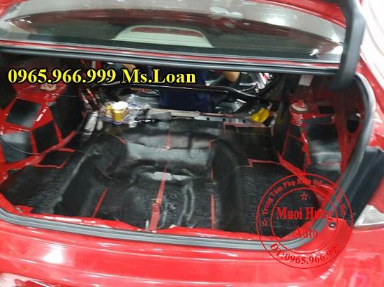 Cách Âm Forch Chính Hãng Xe Honda Civic 01