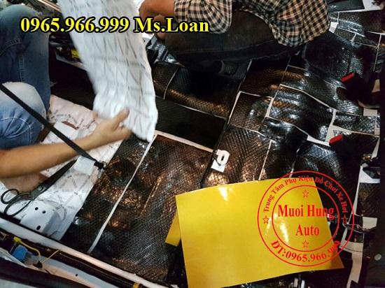 Dán Cách Âm Forch Xe Mazda 6 03