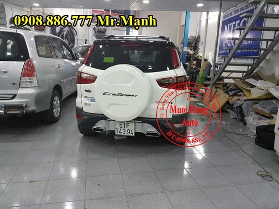 Độ Pô Có Tiếng Xe Ford Ecosport