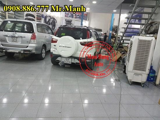 Độ Pô Có Tiếng Xe Ford Ecosport 01