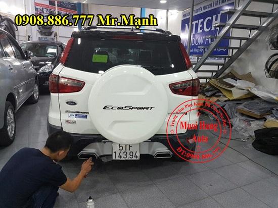 Độ Pô Có Tiếng Xe Ford Ecosport 04