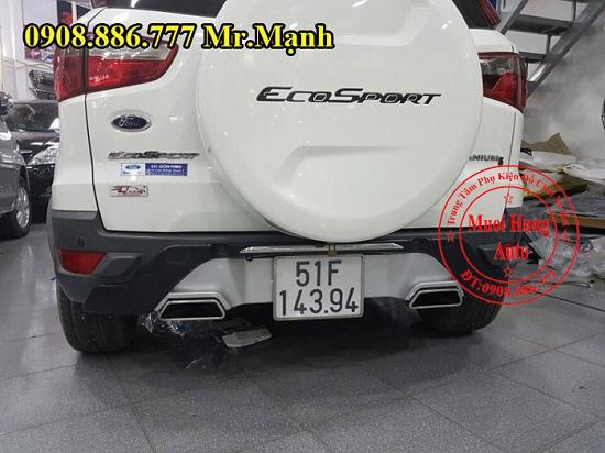 Độ Pô Có Tiếng Xe Ford Ecosport 05