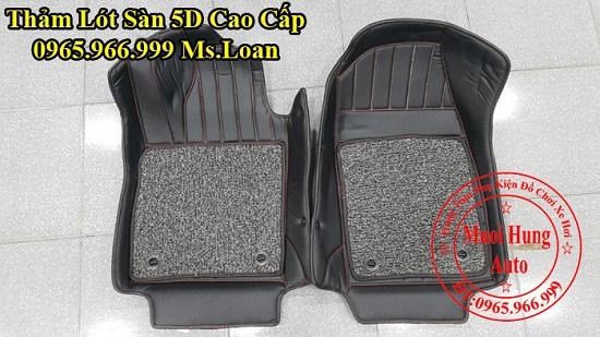 Thảm Lót Sàn 5D Ford Ecosport Tại Tphcm