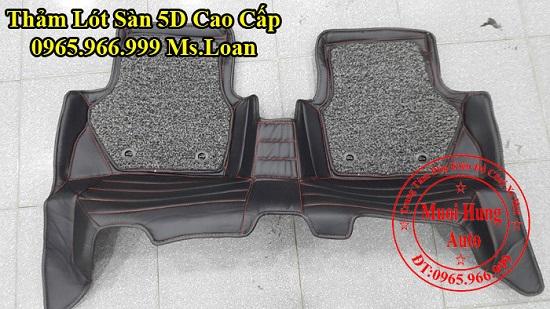 Thảm Lót Sàn 5D Ford Ecosport Tại Tphcm 01