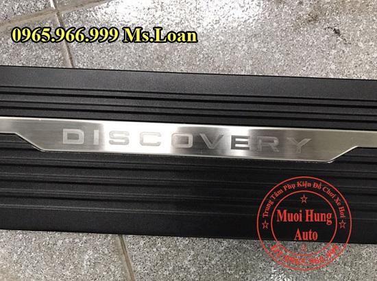 Bệ Bước Điện Thụt Thò Xe Land Rover Discovery 01