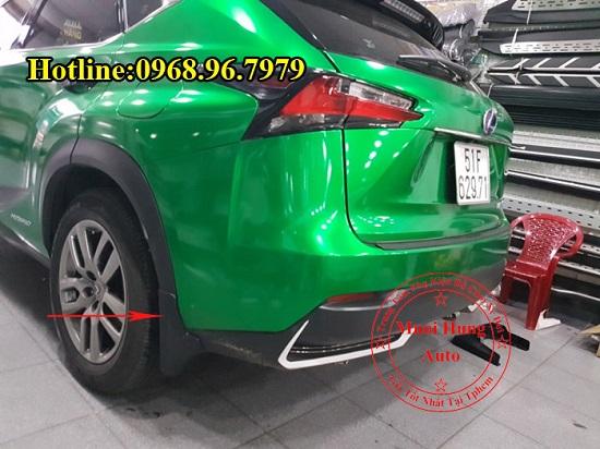 Chắn Bùn Cho Xe Lexus NX300T Cao Cấp 01