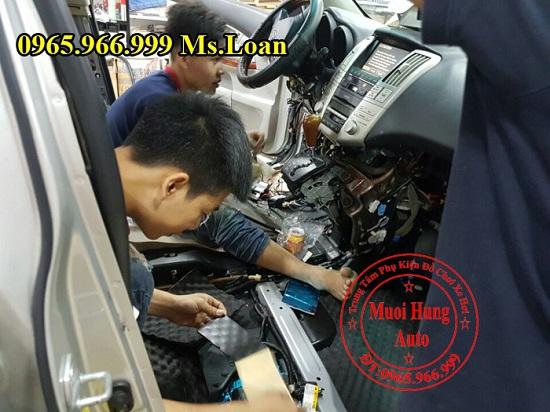 Dán Cách Âm 3M Cho Xe Lexus Rx350 01