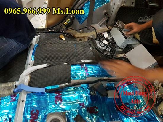 Dán Cách Âm 3M Cho Xe Lexus Rx350 03