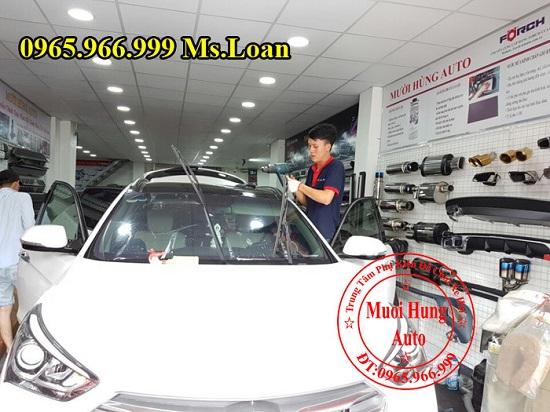 Dán Phim 3M Cho Lexus NX200T Tại Tphcm 05