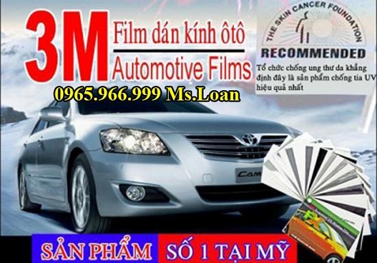 Dán Phim Cách Nhiệt 3M Cho Lexus RX350