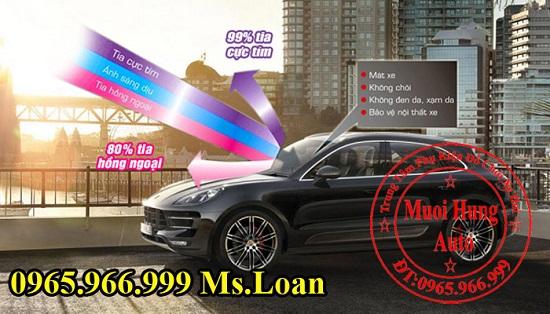 Dán Phim Cách Nhiệt 3M Cho Lexus RX350 01