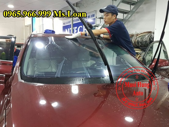 Dán Phim Cách Nhiệt 3M Cho Lexus RX350 05