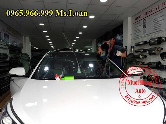 Dán Phim Cách Nhiệt Cho Mercedes S400, S500 08