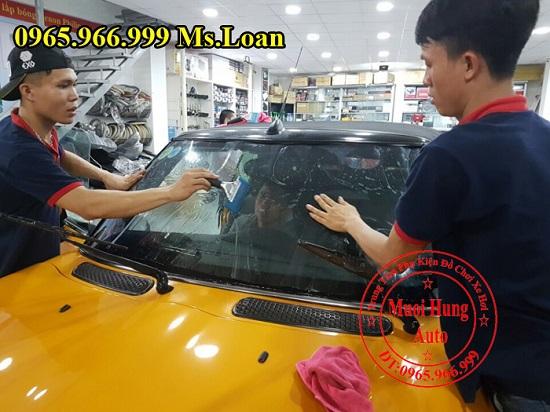 Dán Phim Cách Nhiệt Cho Xe Lexus RX350 08