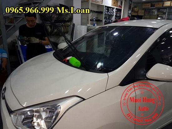 Dán Phim Cách Nhiệt Cho Xe Lexus RX450H 05