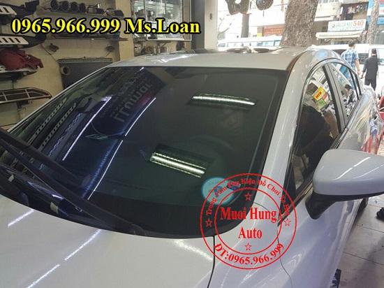 Dán Phim Cách Nhiệt Cho Xe Lexus RX450H 02