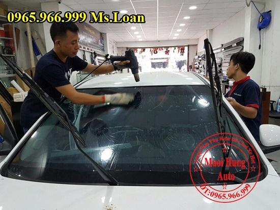 Dán Phim Cách Nhiệt Cho Xe Lexus RX450H 08