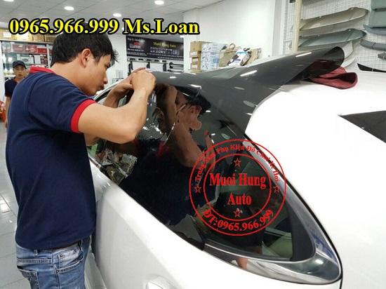 Dán Phim Ntech Cho Lexus NX200T Uy Tín 04
