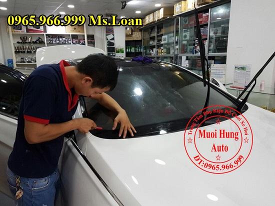 Dán Phim Ntech Cho Xe Hyundai Tucson 04