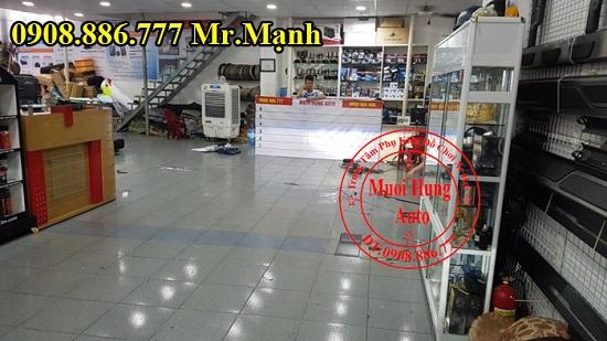 Độ Đèn Bi Gầm Cho Ranger 2016, 2017 02