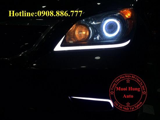 Độ Đèn Bi Xenon Honda Odyssey Chuyên Nghiệp 01