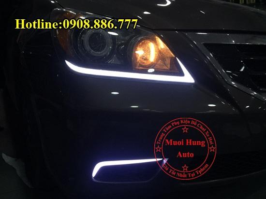 Độ Đèn Bi Xenon Honda Odyssey Chuyên Nghiệp 02