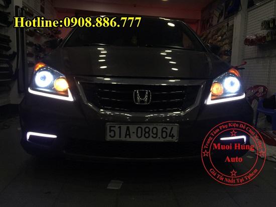 Độ Đèn Bi Xenon Honda Odyssey Chuyên Nghiệp 03