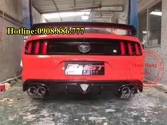 Độ Pô Có Tiếng Cho Xe Ford Mustang 05