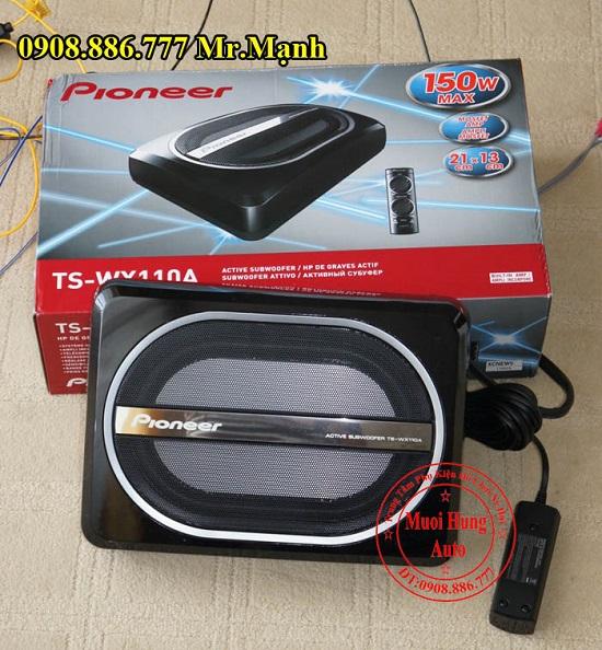 Loa Sub Chính Hãng Pioneer TS-WX110A Cho Ô Tô 01