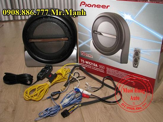 Loa Sub Pioneer TS-WX210A Cho Xe Ô Tô